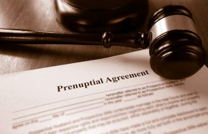 prenuptial agreements are complex